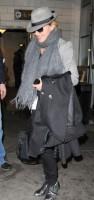 Madonna arriving at JFK airport, New York, April 12th 2011 (5)