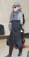 Madonna arriving at JFK airport, New York, April 12th 2011 (10)