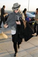 Madonna leaving London, Heathrow Airport, April 12th 2011 (2)