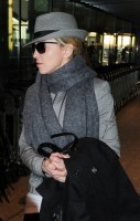 Madonna leaving London, Heathrow Airport, April 12th 2011 (9)