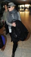 Madonna leaving London, Heathrow Airport, April 12th 2011 (11)