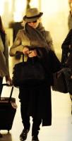 Madonna leaving London, Heathrow Airport, April 12th 2011 (18)