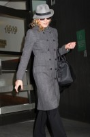 Madonna out and about in New York, April 16th 2011 (1)