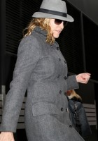 Madonna out and about in New York, April 16th 2011 (3)