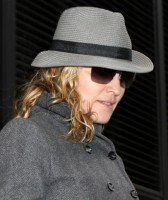 Madonna out and about in New York, April 16th 2011 (6)
