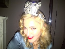 Madonna at the MET Costume Institute Gala, Alexander McQueen (3)
