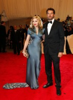 Madonna at the Alexander McQueen Savage Beauty Costume Institute Gala, New York (1)