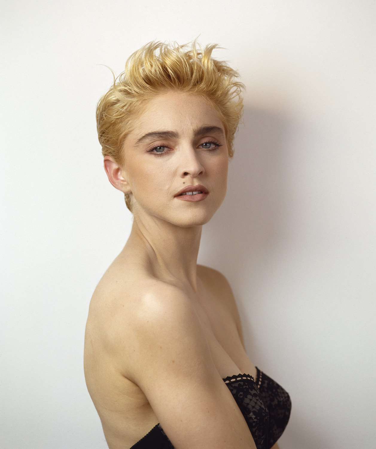 Style Icon Madonna On Pinterest Madonna Herb Ritts And