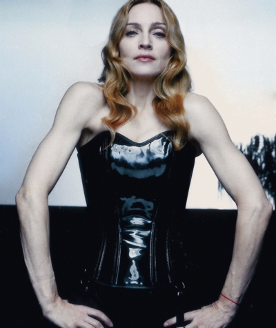 Madonna outtakes by Steven Klein, Annie Leibovitz, Guy Oseary, Tom Munro, Steven Meisel (27)