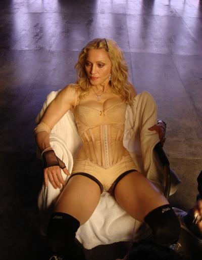 Madonna outtakes by Steven Klein, Annie Leibovitz, Guy Oseary, Tom Munro, Steven Meisel (30)