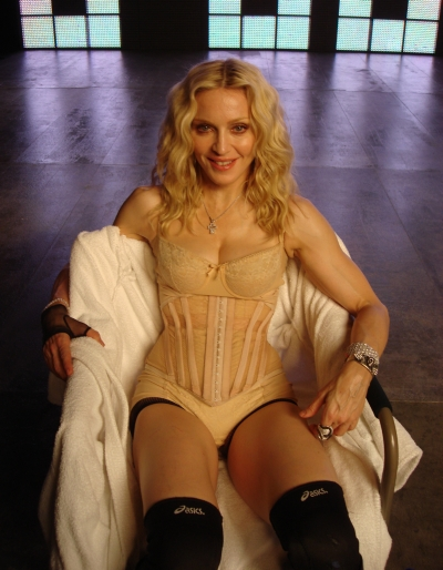 Madonna outtakes by Steven Klein, Annie Leibovitz, Guy Oseary, Tom Munro, Steven Meisel (31)