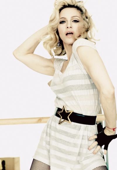 Madonna outtakes by Steven Klein, Annie Leibovitz, Guy Oseary, Tom Munro, Steven Meisel (32)