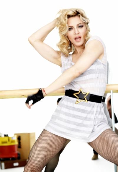 Madonna outtakes by Steven Klein, Annie Leibovitz, Guy Oseary, Tom Munro, Steven Meisel (33)