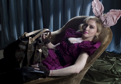 Madonna outtakes by Steven Klein, Annie Leibovitz, Guy Oseary, Tom Munro, Steven Meisel (39)