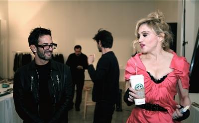 Madonna outtakes by Steven Klein, Annie Leibovitz, Guy Oseary, Tom Munro, Steven Meisel (40)
