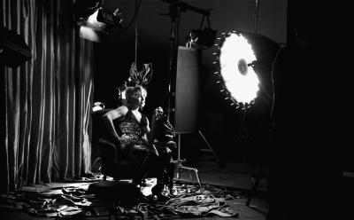 Madonna outtakes by Steven Klein, Annie Leibovitz, Guy Oseary, Tom Munro, Steven Meisel (41)