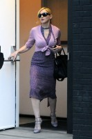 Madonna out and about in New York City, 12 May 2011 (1)