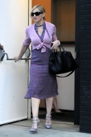 Madonna out and about in New York City, 12 May 2011 (5)