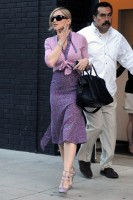 Madonna out and about in New York City, 12 May 2011 (8)