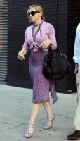 Madonna out and about in New York City, 12 May 2011 (11)