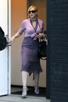 Madonna out and about in New York City, 12 May 2011 (12)