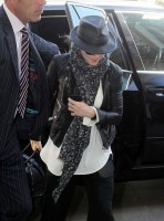 Madonna arrive au Ritz de Paris, France (2)