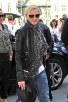 Madonna arrving back at the Ritz hotel, Paris (3)