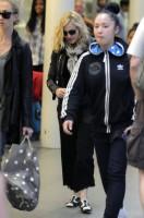 Madonna arrives at St Pancras Eurostar Station, London (3)