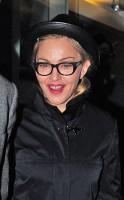 Madonna leaving recording studio, London (1)
