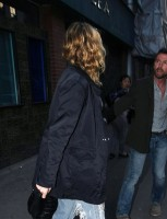 Madonna leaving recording studio in Soho, London - 8 July 2011 (8)