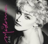 Madonna Official 2012 Calendar - Front