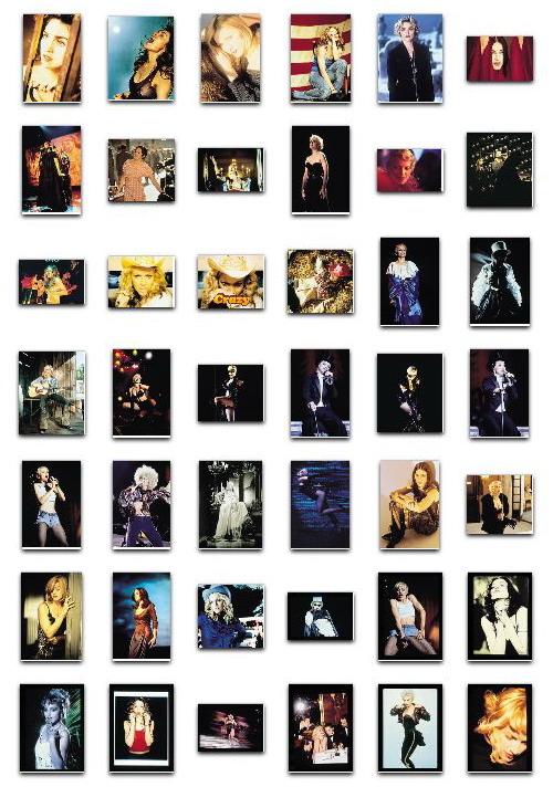 Madonna GHV2 Project - Full artwork package 03