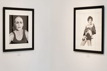 Madonna Herb Ritts Exhibition at Camera Work Berlin 1