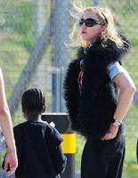 Madonna à Londres, 17 aout 2011 (11)