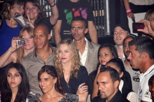 Madonna and Brahim at Gotha Nightclub, Cannes, France (2)