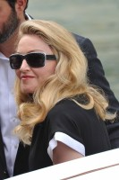 Madonna and W.E. cast at the 68th Venice Film Festival Press Conference (2)