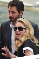 Madonna and W.E. cast at the 68th Venice Film Festival Press Conference (3)