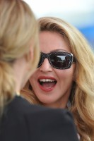 Madonna and W.E. cast at the 68th Venice Film Festival Press Conference (4)