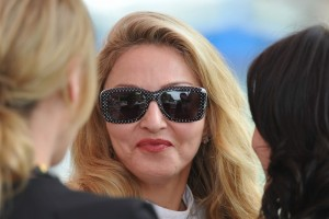 Madonna and W.E. cast at the 68th Venice Film Festival Press Conference (5)