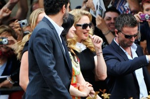 Madonna and W.E. cast at the 68th Venice Film Festival Press Conference (12)