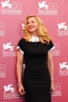 Madonna and W.E. cast at the 68th Venice Film Festival Press Conference - Update 6 (8)
