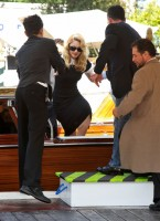 Madonna and W.E. cast at the 68th Venice Film Festival Press Conference - Update 6 (12)