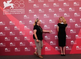 Madonna and W.E. cast at the 68th Venice Film Festival Press Conference - Update 6 (14)
