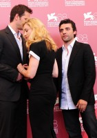 Madonna and W.E. cast at the 68th Venice Film Festival Press Conference - Update 6 (18)