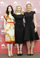 Madonna and W.E. cast at the 68th Venice Film Festival Press Conference - Update 6 (19)