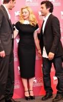 Madonna and W.E. cast at the 68th Venice Film Festival Press Conference - Update 6 (21)