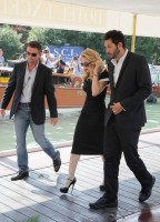 Madonna and W.E. cast at the 68th Venice Film Festival Press Conference - Update 6 (24)