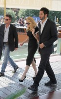 Madonna and W.E. cast at the 68th Venice Film Festival Press Conference - Update 6 (27)