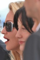 Madonna and W.E. cast at the 68th Venice Film Festival Press Conference (15)