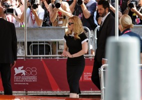 Madonna and W.E. cast at the 68th Venice Film Festival Press Conference - Update 7 (13)